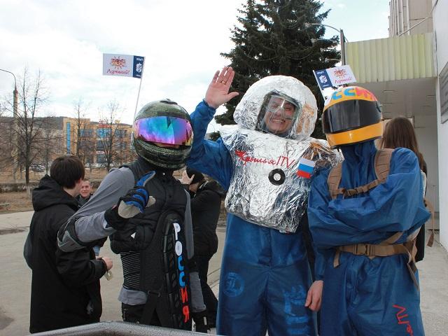 Миассе открытый урок полетов в космос