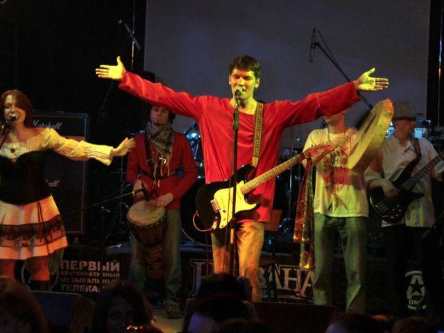 Секс на концерте русская рок группа