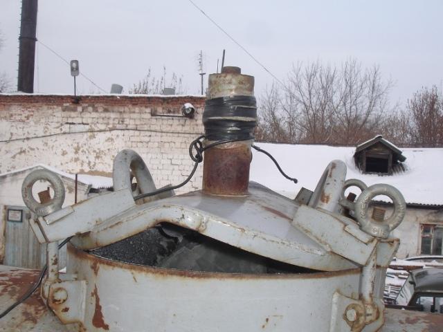 Шофёр ассенизаторской машины лишился зрения при взрыве цистерны снечистотами