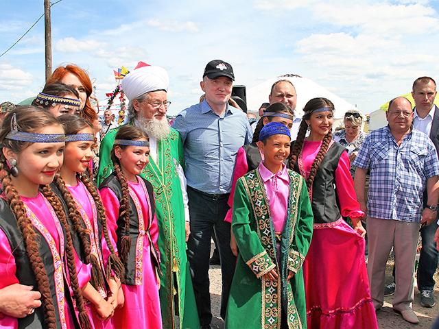 30 тыс. человек побывали наобластном Сабантуе